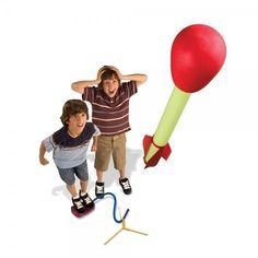 Chicks Picks:  Toys For BOYS The Ultra Stomp Rocket