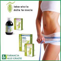 Scopri la Linea Slim di integratori alimentari del Laboratorio della Farmacia per combattere i problemi di sovrappeso  #farmaciaallegrazie #farmacia #bassano #laboratorio #salute #benessere #fitoterapia