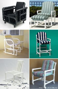 32 Trendy Ideas For Garden Furniture Ideas Pvc Pipes Source by home decor ideas pvc pipes Pvc Pipe Crafts, Pvc Pipe Projects, Diy Projects, Welding Projects, Pvc Patio Furniture, Outdoor Furniture Plans, Furniture Ideas, Pvc Chair, Idee Diy