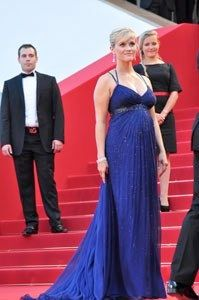 Festival de Cannes day 11. #Cannes 2012. Sun and ladies in sumptuous couture dresses, photographed for a long time.