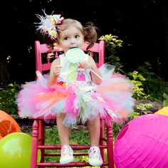 Little Sweet Shoppe Sweetie Tutu SZ 03 YRS by lauriestutuboutique, $24.00