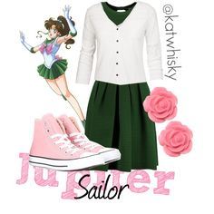 Sailor Moon by katwhisky on Polyvore