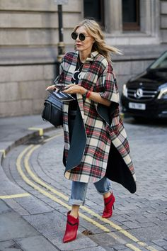 London fashion week spring 2019 attendees pictures new york fashion week 2019 i migliori look street style London Fashion, New Fashion, Trendy Fashion, Spring Fashion, Winter Fashion, Street Fashion, Womens Fashion, Fashion Trends, Fashion Online
