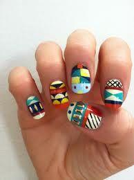 book nail art - Google Search