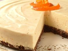 Orange White Chocolate Cheesecake Recipe    This is another sophisticated dessert with a touch of orange, so rich, satisfying and velvety. The flavor of this delectable treat is so …