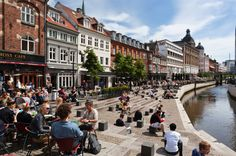 (PHOTO: © Stuart Black / Alamy) Lonely Planet's Best in Europe 2016  (2. Aarhus, Denmark)  Aarhus is not be on quite the same scale as the country's capital, Copenhagen, but the city has been named as one of the European Capitals of Culture for 2017. Known for its cobblestone streets and lively student population, the city is home to plenty of museums, restaurants and bars too.