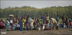 Catholic Relief Services: Desperate plight of displaced people in S. Sudan -- MP3 -- http://media01.radiovaticana.va/audiomp3/00407343.MP3