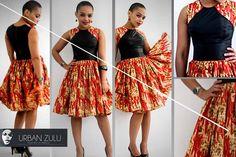 Urban Zulu Clothing Latest