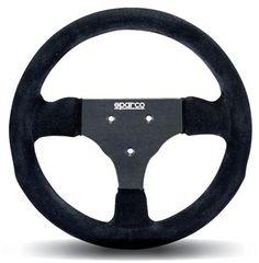 Sparco Steering Wheel - Competition - P285 - Mueller Motorwerks LLC