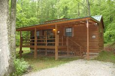 Hocking Hills Backwoods Retreat Cabins