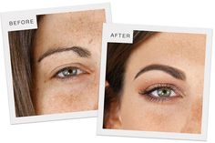 Shape and define your brows!