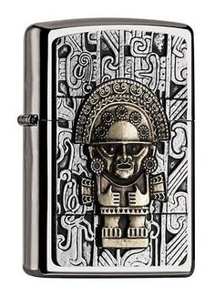 "ZIPPO 2016 CATALOG ! ""INKA MAYA TUMI"" LIGHTER / 2004744 ** NEW in BOX"