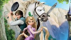 Stasera in tv: Rapunzel - L'intreccio della torre su Rai 1