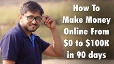 To learn How you can Earn please visit http://vijaybhabhor.com/100k-in-90-days/