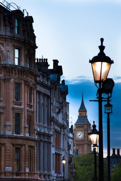 Big Ben - London - England (by Vandan Desai)
