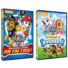 Paw Patrol DVD Bundl… ($25) is on sale on Mercari, check it out! https://item.mercari.com/gl/m188537763/