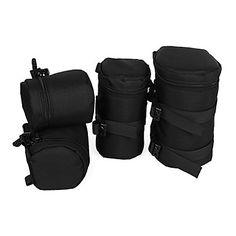 duluda DL-0020 пыленепроницаемый одно плечо сумка для объективов (Super Size) – RUB p. 1 645,31