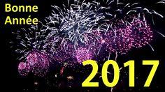 Bonne Année à diffuser 1 minute avant minuit