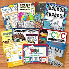 !!!FREE $28-Value Math & Reading Bundle Set!!! from sponsor @educents…