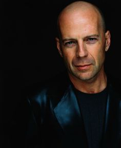 I'll take an order of Bruce Willis bald and a side of Bruce Willis with hair  :)