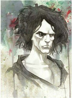 Sandman by Brett Weldele
