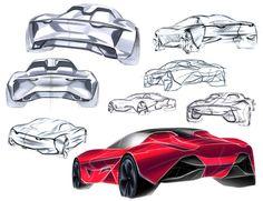 Jaguar G-TYPE on Behance