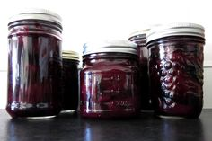 Canning pickled beets