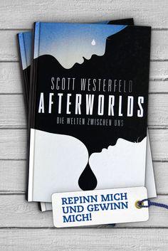 """<3 PINN MICH & GEWINN MICH <3 """"Afterworlds"""" ist ein Roman, der die Geschichten zweier Mädchen verknüpft - eine fantastisch im Jenseits, die andere mondän in New York. Für Fans von Schriftstellern, Geistern und doppelten Böden ist dieses Jugendbuch ein Muss!"""