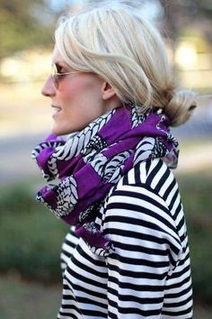 I want that scarf. by lorrie