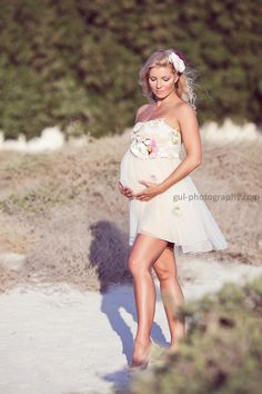 Maternity Session: Beach