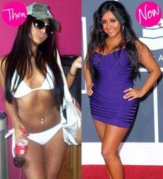 Snooki weight loss