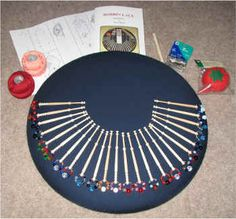 Great source for bobbin lace-making supplies, and various other hard-to-find crafts.