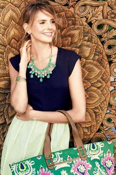 Beautiful Linden Necklace
