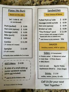 Business Plan Template For Bbq Smoker Grill  Bar Restaurant