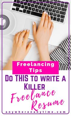 How you write resumes as a freelancer should be a lot different than how you're probably used to writing them. Work From Home Business, Work From Home Moms, Online Business, Business Tips, Modern Resume Template, Resume Templates, Working Mom Tips, Resume Writer, Making Extra Cash