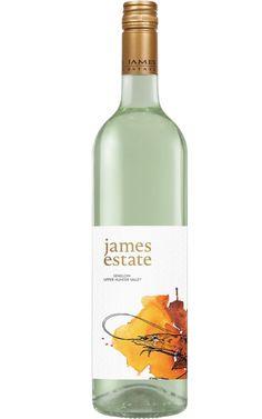 James Estate Semillon 2016 Hunter Valley - 12 Bottles Kaffir Lime, Lemon Grass, Wines, Bottles, Lemon Balm