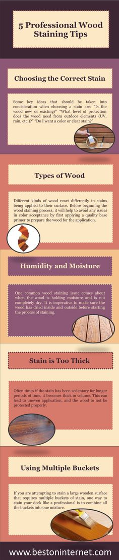 Tips for staining #wooddeck http://www.bestoninternet.com/tools-home-improvement/painting-supplies-wall-treatments/wood-deck-stain-sealer-reviews/