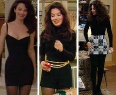Black 90s Fashion, 90s Fashion Grunge, Fashion Tv, Runway Fashion, Vintage Fashion, Fashion Outfits, Fashion Ideas, Nanny Outfit, 90s Outfit