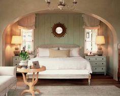 Great bedroom decor!