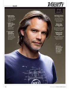 "patrickjamesmiller: ""Timothy Olyphant tears for Variety Magazine "" The eyes The hair That stare um… makes me loose my train of thought. Hollywood Actor, Hollywood Actresses, Actors & Actresses, Gorgeous Men, Beautiful People, Walton Goggins, Remembering Dad, Morris Chestnut, Michael Ealy"