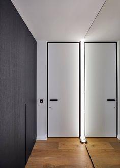 Mooie strakke deuren Anyway Doors