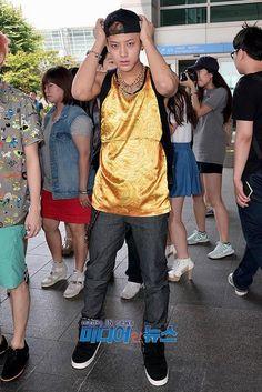 huang zitao is golden