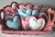 14 Beautiful Valentine's Day Fabric & Quilting Projects to Make (or Buy) – The Ornament Girl Valentines Day Decorations, Valentine Day Crafts, Valentine Heart, Happy Valentines Day, Holiday Crafts, Fun Crafts, Valentine Ideas, Quilting Projects, Sewing Projects