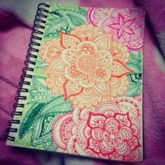 Coloring my life #mandala #doodle #zentangle