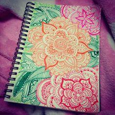 Coloring my life #mandala #doodle #zentangle