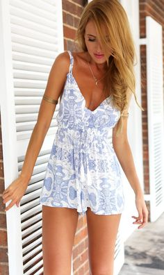 Mura Online Fashion Boutique | Bonsai Playsuit