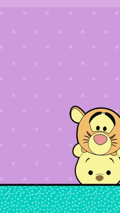 Pooh and tigger tsum tsum winnie l'ourson, écran disney, princesse disney, Disney Phone Wallpaper, Cute Wallpaper For Phone, Cute Wallpaper Backgrounds, Iphone Wallpaper, Bear Wallpaper, Cartoon Wallpaper, Pooh Bear, Tigger, Tsum Tsum Wallpaper