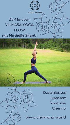 Du möchtest Deinen Tag perfekt und mit viel Energie starten oder Deinem Körper nach einem langen Arbeitstag die wohltuende Dehnung gönnen? Wir haben auf unserem Youtube-Kanal chakrana.world einen 35-minütigen Ganzkörper-Yinyasa-Yoga-Flow mit der wunderbaren @nathalieshanti für Dich eingestellt! Schau unbedingt vorbei und tue Deinem Körper etwas Gutes! #chakrana #chakrana_world #makeyogayourhome #yoga #yogaaddict #yogaleggings #yogawear#yogapractice #yogainspiration #madeingermany #yogaflow Vinyasa Yoga, Yoga Inspiration, Yoga Leggings, Pose, Channel, Youtube Kanal, Yoga Flow, Tutorials, Workers Day