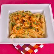 Penne aux langoustines - une recette Week-end - Cuisine