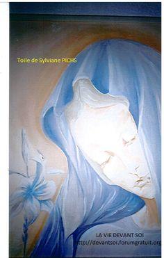 6 - Marie Fév. 1992 - chemin spirituel sur http://francescadevantsoi.unblog.fr/category/3-le-fil-dor-n-1-en-construction/
